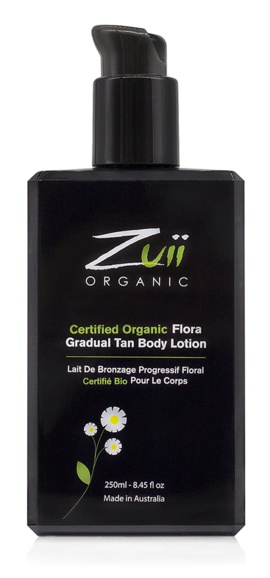 ZUII Organic Flora Gradual Tan Body Lotion