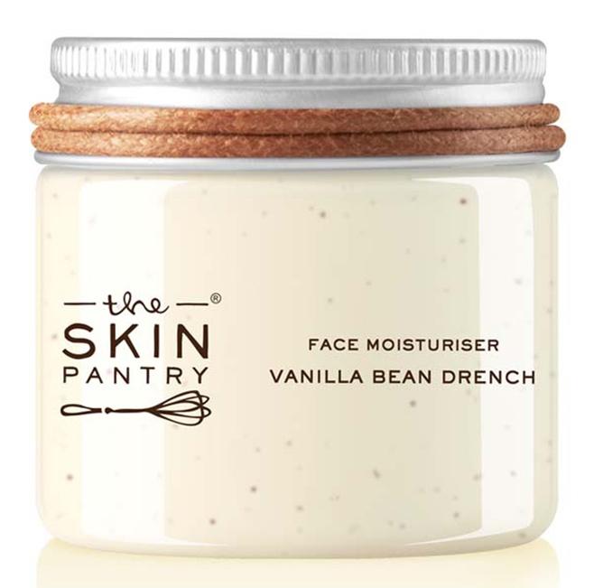 The Skin Pantry Face Moisturizer Vanilla Bean Drench