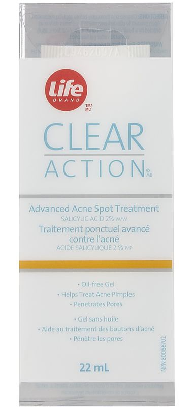 Life Brand Clear Action Advanced Acne Spot Treatment