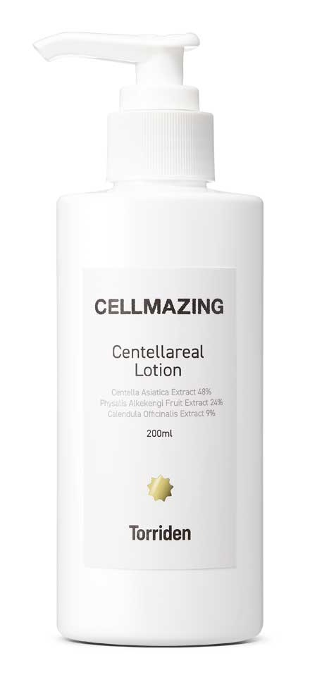 Torriden Cellmazing Centellareal Lotion