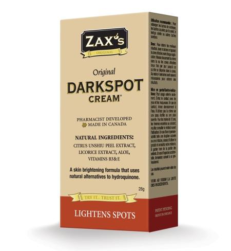 Zax's Original Dark Spot Cream