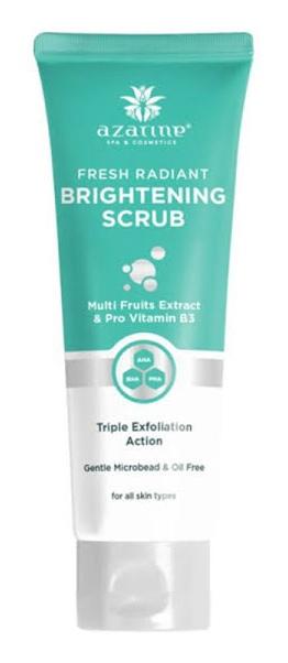 Azarine Fresh Radiant Brightening Scrub