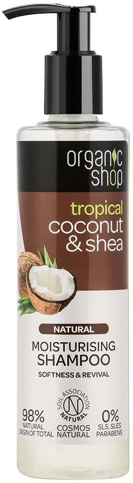 Organic Shop Shampoo Hidratante Coco Y Karite