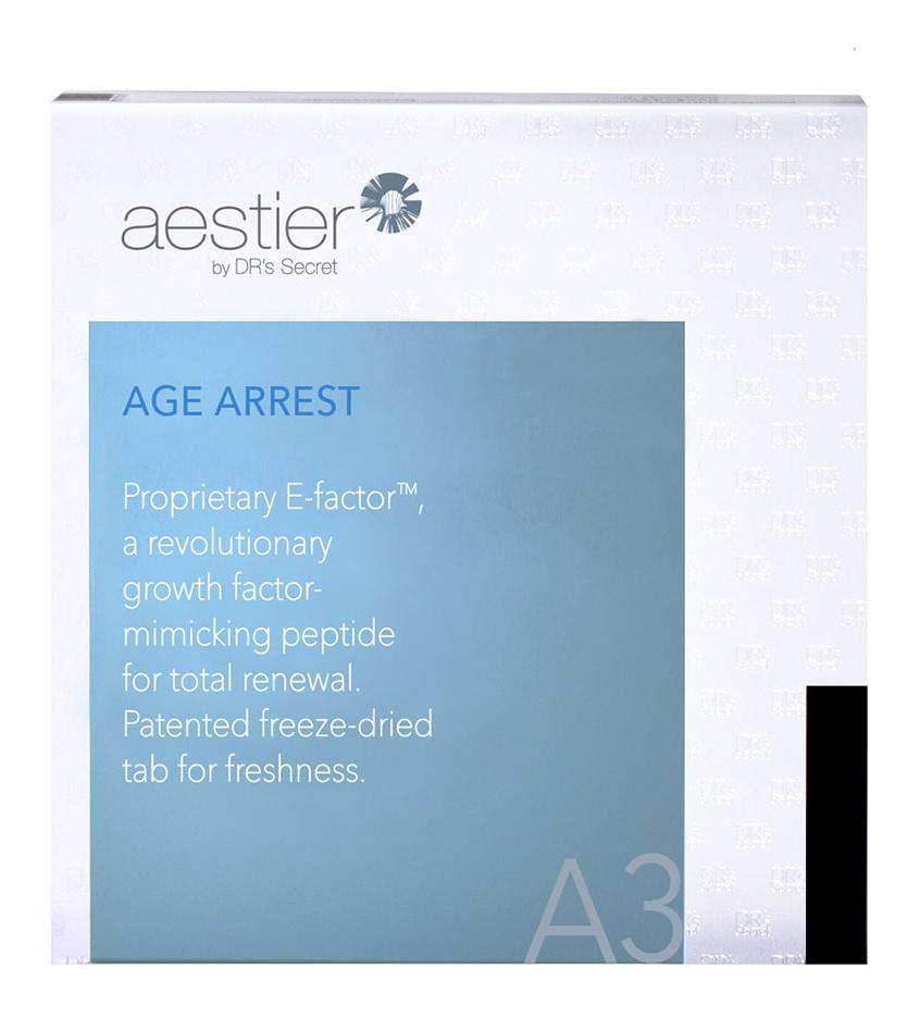 Dr's Secret Age Arrest A3