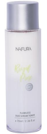 Nafura Royal Pine Flawless Duo Serum Toner
