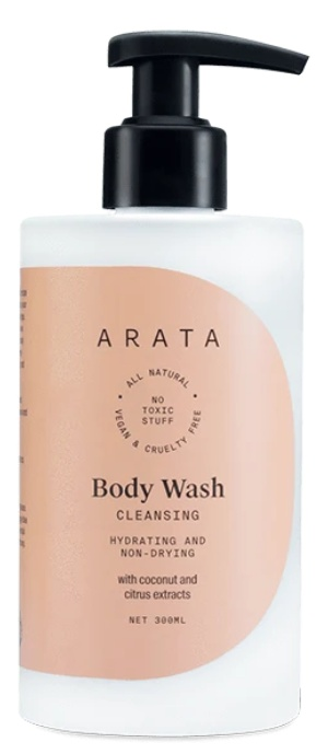 Arata Cleansing Body Wash