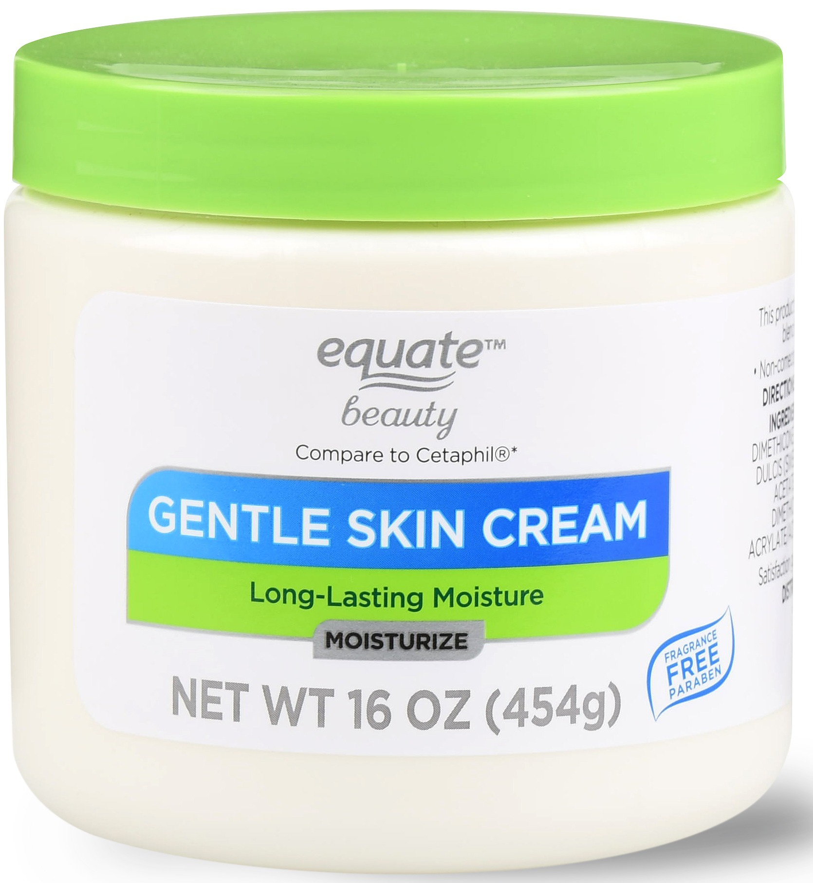 Equate Beauty Gentle Skin Cream With Long-lasting Moisture