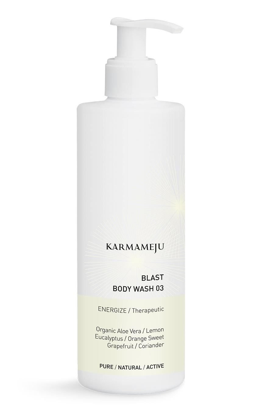 KARMAMEJU Blast / Body Wash 03