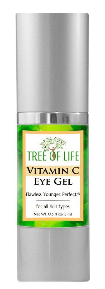 Tree of Life Beauty Vitamin C Eye Gel