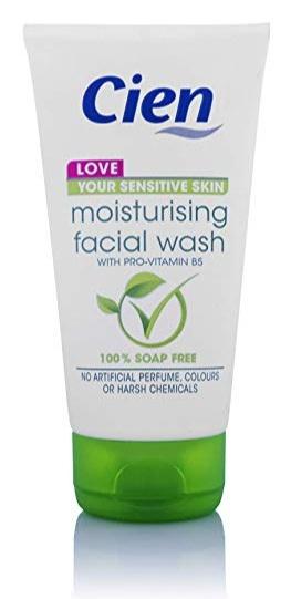 Cien Moisturising Facial Wash