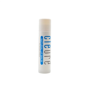 Cleure Hypoallergenic Lip Balm With Shea Butter - No Flavor