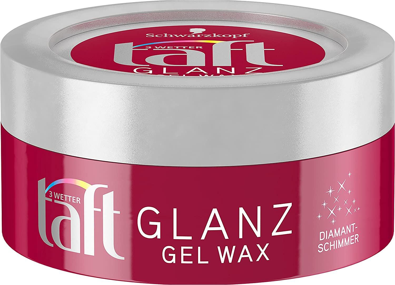 Schwarzkopf 3 wetter Taft Glanz gel wax