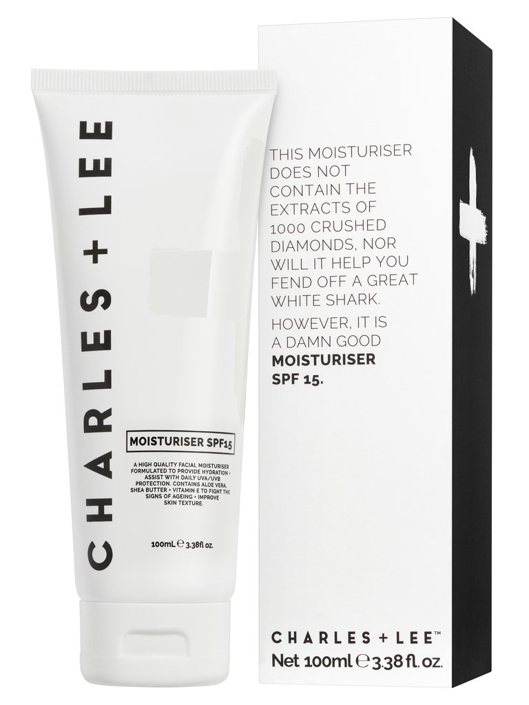 Charles + Lee CHARLES + LEE Moisturiser SPF15