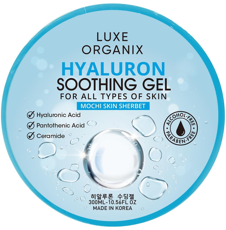 Luxe Organix Hyaluron Soothing Gel