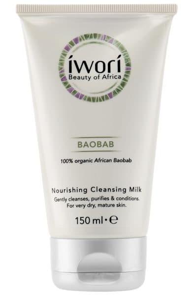 Iwori Nourishing Cleansing Milk