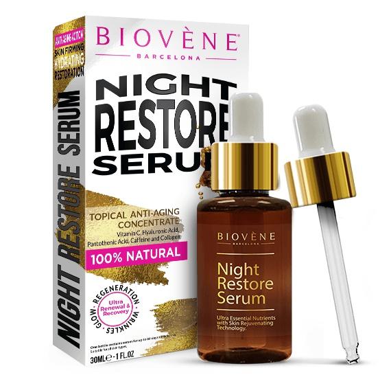 Biovene Night Restore Serum
