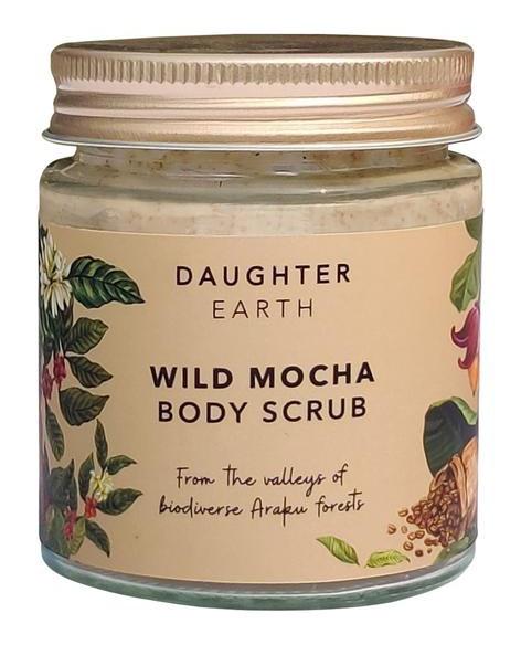 Daughter Earth Wild Mocha Body Scrub