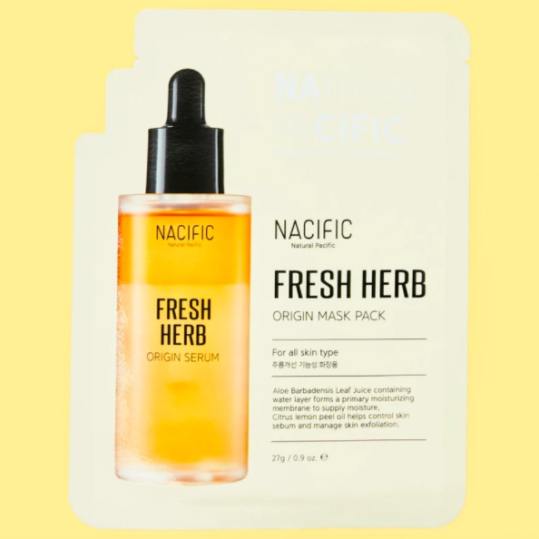 Nacific Fresh Herb Origin Mask