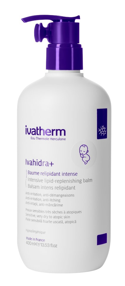 Ivatherm Ivahidra+ Intensive Lipid-Replenishing Balm