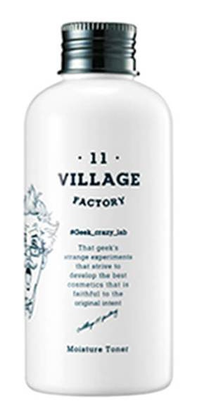 11 village factory Moisture Toner