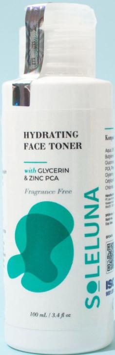Soleluna Hydrating Face Toner