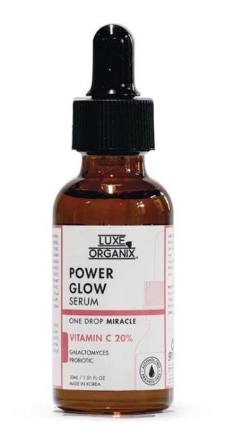Luxe Organix Power Glow Serum Vitamin C 20%