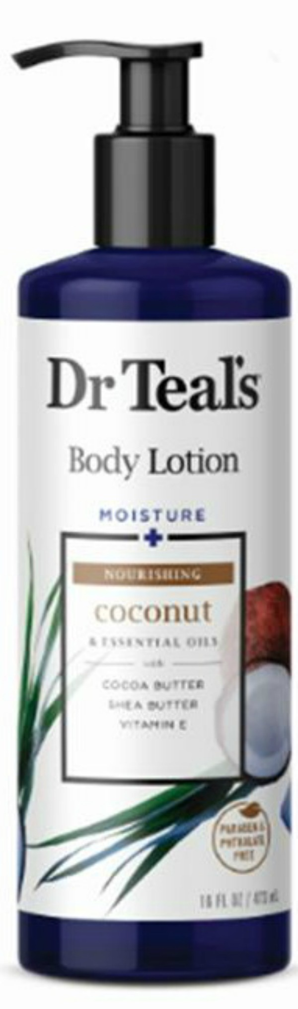 Dr. Teal's Body Lotion