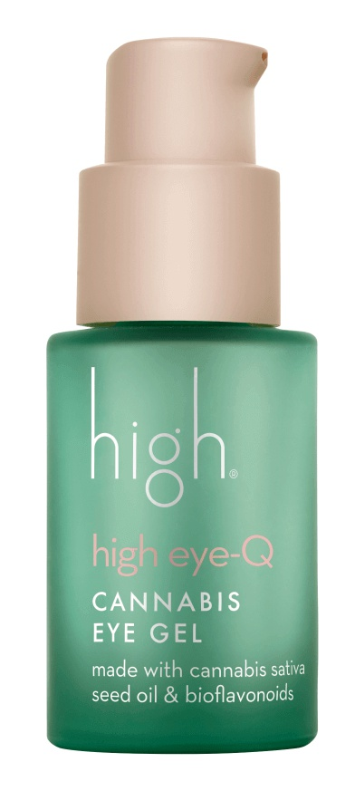 High Beauty High Eye-Q Cannabis Eye Gel