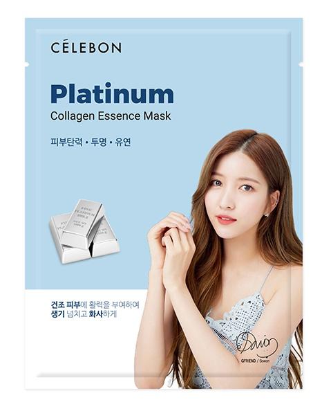 CÉLEBON Platinum Collagen Essence Mask