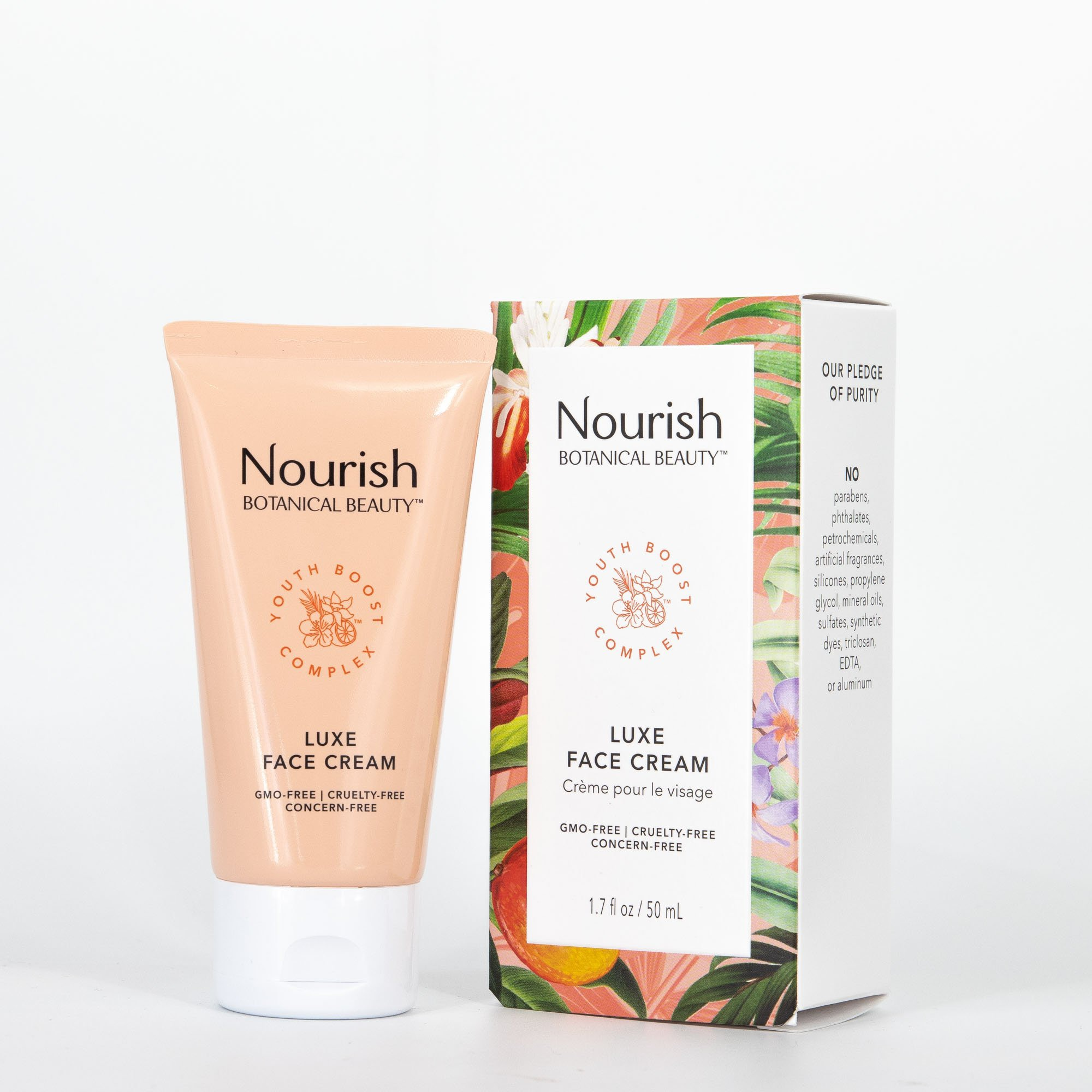 Nourish Organic Luxe Face Cream