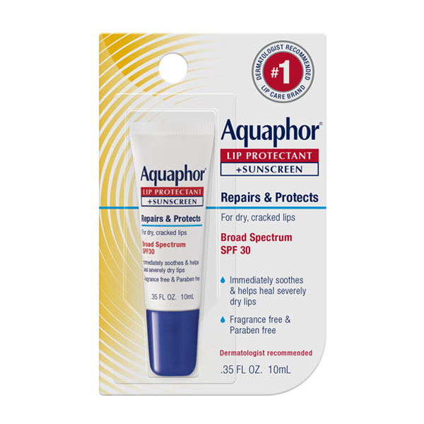 Aquaphor Lip Protectant + Sunscreen