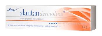 Unia Alantan Dermoline Deeply Moisturizing Cream