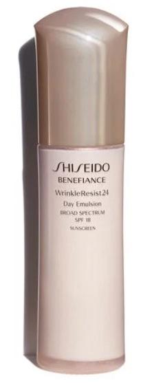 Shiseido Benefiance Wrinkleresist24 Day Emulsion Spf 18