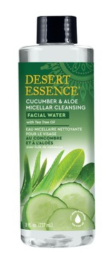 Desert Essence Facial Toner, Cucumber & Aloe
