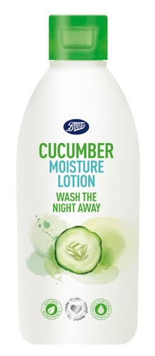 Boots Cucumber Moisturise Lotion