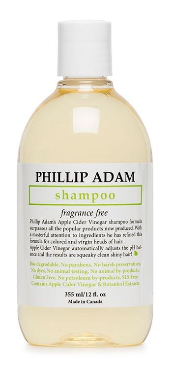 Phillip Adam Unscented Acv Shampoo