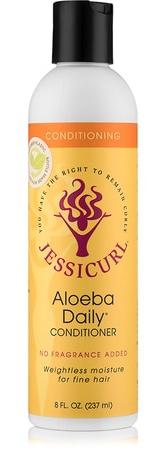 Jessicurl Aloeba Daily Conditioner