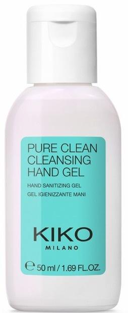 KIKO Milano Pure Clean Cleansing Hand Gel