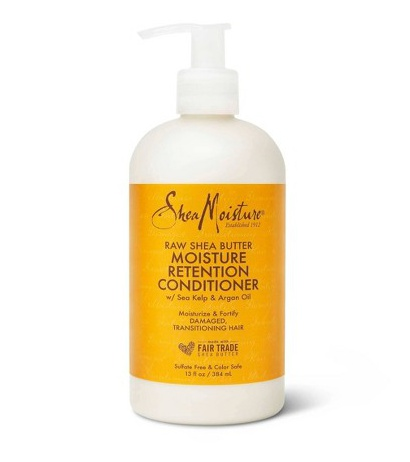 Shea Moisture Raw Shea Butter Moisture Retention Conditioner