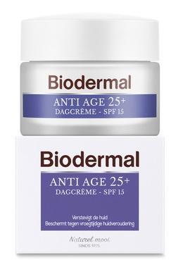 Biodermal ANTI-AGEING 25+ DAGCRÈME