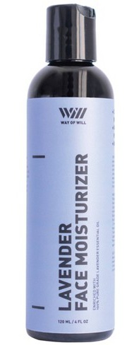 Way of Will Face Moisturizer Lavender