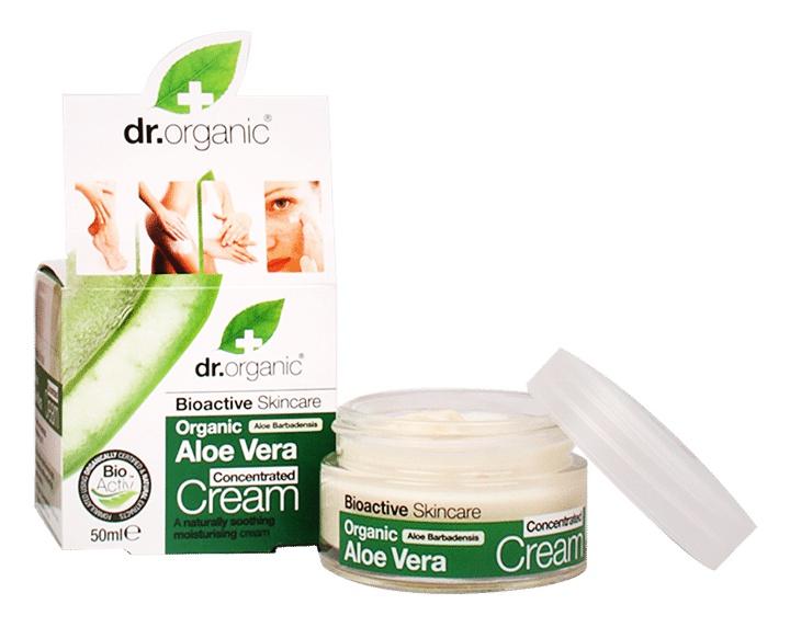 Dr Organic Aloë Vera Crème
