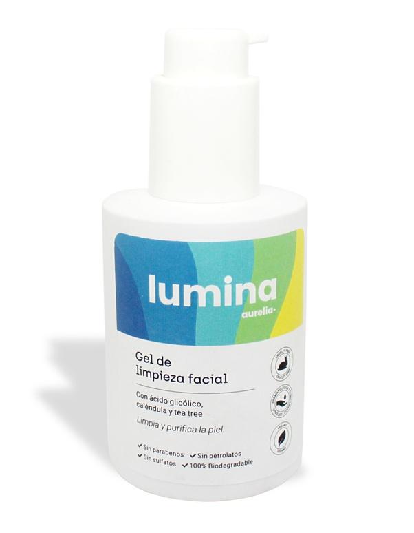 Aurelia Lumina Gel De Limpieza Facial