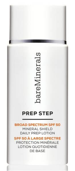 bareMinerals Prep Step Spf 50