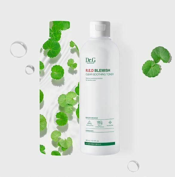 Dr. G R.E.D. Blemish Clear Soothing Toner