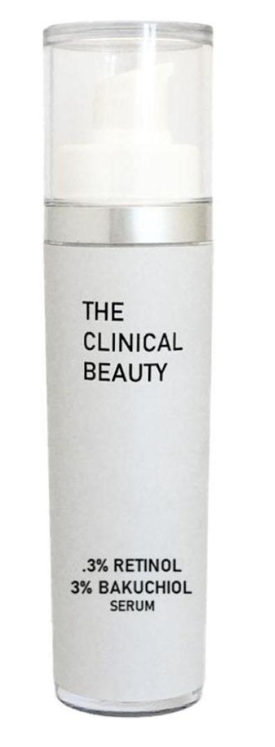 THE CLINICAL BEAUTY Retinol And Bakuchiol Lecithin-In-Oil-Serum