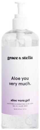 grace & stella Aloe Vera Gel