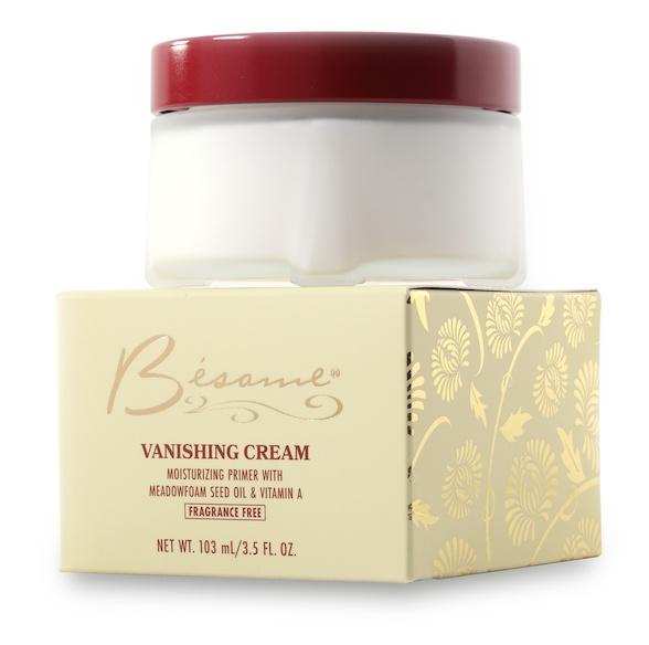 Besame Cosmetics Vanishing Cream