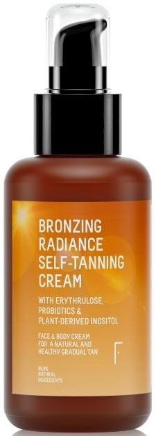 Freshly Cosmetics Bronzing Radiance Self-Tanning Cream