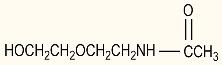 Acetamidoethoxyethanol